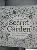 【書寶二手書T4/藝術_JGL】秘密花園_喬漢娜‧貝斯福