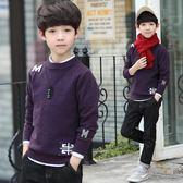 男童毛衣兒童裝男童毛衣好康推薦新品秋冬裝上衣中大童男孩打底衫
