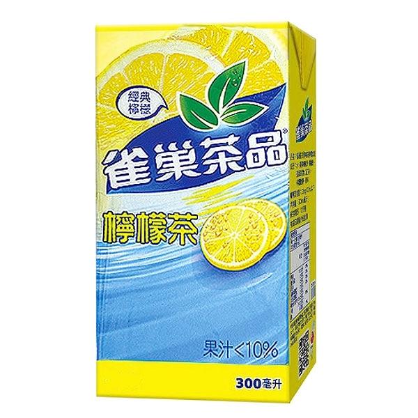 雀巢茶品 檸檬茶(經典檸檬) 300ml (6入)/組【康鄰超市】