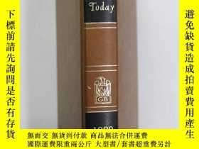 二手書博民逛書店英文原版罕見今日偉大的思想1980The great ideas