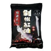 J-老先覺情義正麵剁椒紅油拌麵544G【愛買】