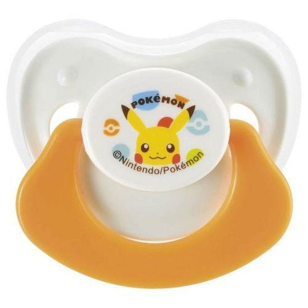 【震撼精品百貨】神奇寶貝_Pokemon~精靈寶可夢 POKÉMON 皮卡丘 PIKACHU 奶嘴-新生兒用