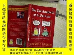 二手書博民逛書店The罕見Tax Analects of Li Fei LaoY