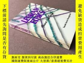 二手書博民逛書店Lesbian罕見ethics: toward new valu