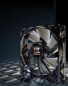 Xigmatek XLF-F1254 LED 白光12公分 風扇~靜音風量大