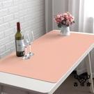 桌布防水桌墊布書房辦公書桌墊長方形茶幾墊餐桌【古怪舍】