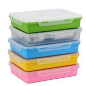保溫飯盒 加熱成人分格密封長方形304不鏽鋼大容量便當盒學生餐盒【可超取免運】