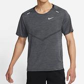 Nike AS M DFADV TECHKNIT ULTRA S 男 深灰 運動 短袖 CZ9047-010