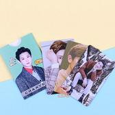 現貨👍朴燦烈 愛豆卡 照片硬卡 明星卡片組(共3張) 附彩色收納紙套E750-C【玩之內】韓國 EXO
