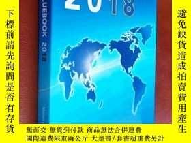 二手書博民逛書店DIPLOMATIC罕見BLUEBOOK 2018Y247505