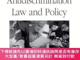 二手書博民逛書店Affirmative罕見Action In Antidiscrimination Law And Policy奇
