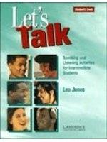 二手書《Let s Talk:  Speaking and Listening Activities for Intermediate Students  (Student s Book)》 R2Y 0521467535