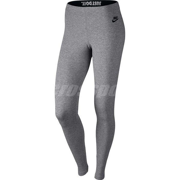 Nike 緊身褲 JDI Legging 灰 黑 Just Do It 運動束褲 內搭褲 女款 【PUMP306】 726086-092