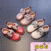 女童鞋公主鞋女童皮鞋軟底真皮2021新款春季洋氣單鞋女寶寶小皮鞋【萌萌噠】