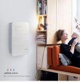 智慧雙循環空氣凈化器家用新風一體機除霧霾甲醛粉塵PM2.5220vigo 夏洛特居家
