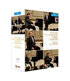 貝多芬:鋼琴奏鳴曲全集(2014年薩爾茨堡音樂節現場實況)6DVD