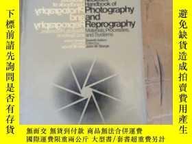 二手書博民逛書店Handbook罕見of Photography and Rep
