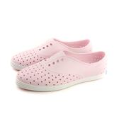 native JERICHO 洞洞鞋 休閒鞋 粉紅色 女鞋 11300400-6801 no744
