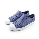 native JEFFERSON 休閒鞋 洞洞鞋 深藍色 男女鞋 11100100-4201 no451