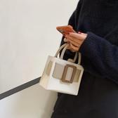 托特包女 小眾設計包包 奶油蛋糕托特包手提包女小包包斜挎包女包新款2020交換禮物 中秋節