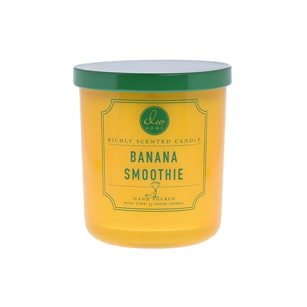 DW HOME 香蕉樂園 10oz Banana Smoothie 香氛蠟燭 SIGNATURE CLASSICS 系列