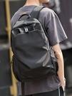 雙肩包 雙肩包男背包簡約時尚潮流大容量休閒旅行電腦包輕便大學生書包【快速出貨八折鉅惠】