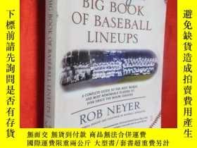二手書博民逛書店Rob罕見Neyer s Big Book of Basebal