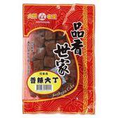 桃園大溪品香世家品品黃大目-香辣大丁115g【愛買】