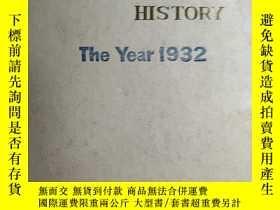 二手書博民逛書店IMMORTAL罕見HISTORY(不朽的歷史) THE YEA