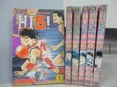 【書寶二手書T3/漫畫書_MPA】HI5!_全6集合售_松田尚正