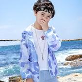 童裝男童防曬衣服2019新款兒童夏季透氣簿皮膚衣韓版中大童外套潮
