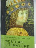 【書寶二手書T9/原文小說_YGB】The Norton Anthology of Western Literature