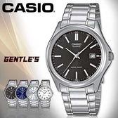 CASIO手錶專賣店 卡西歐  MTP-1183A-1A 男錶  簡約時尚指針 礦物防刮玻璃  不鏽鋼錶帶 黑