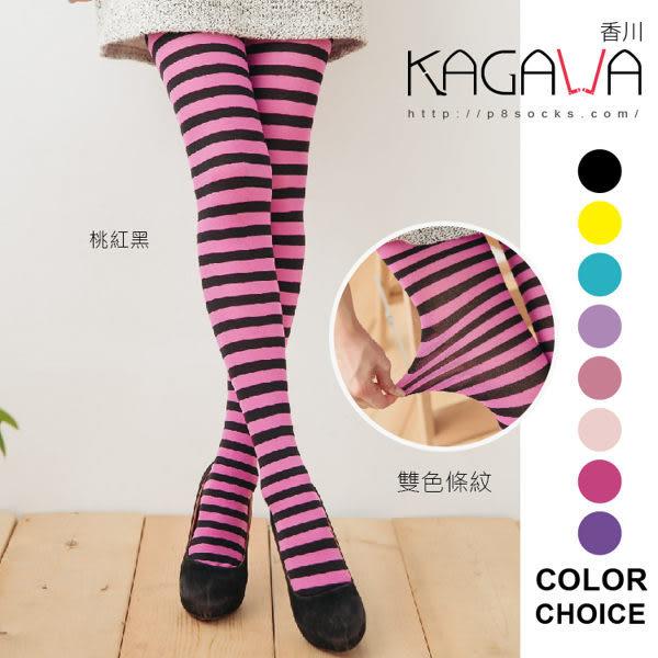 聖誕禮物 造型褲襪 花紋襪 條紋【NO5060】香川絲襪-KAGAWA