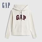 Gap女裝 Logo基本款休閒連帽外套 ...