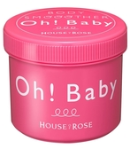House Of Rose OH BABY蠶絲精華身體去角質磨砂膏 570g