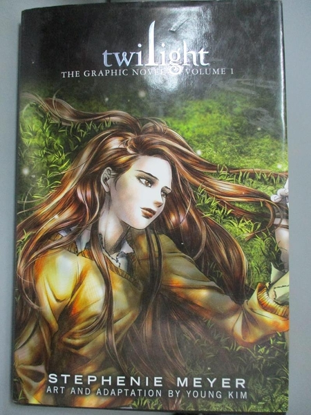 【書寶二手書T7/原文小說_GOV】Twilight the Graphic Novel 1_Meyer, Stephenie/ Kim, Young (ILT)