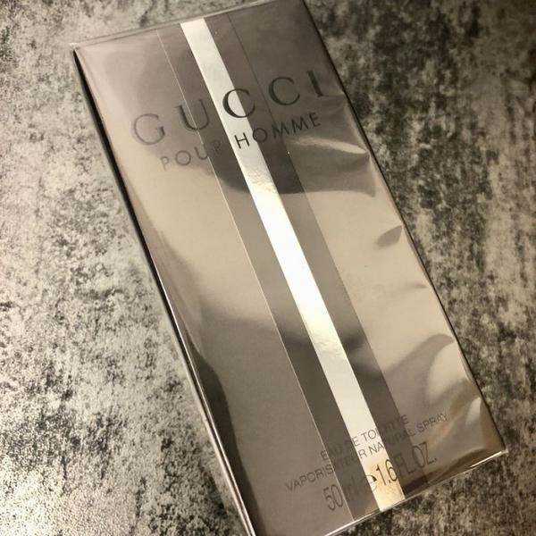 GUCCI By Gucci Pour Homme 同名 男性淡香水 90ml◐香水綁馬尾◐
