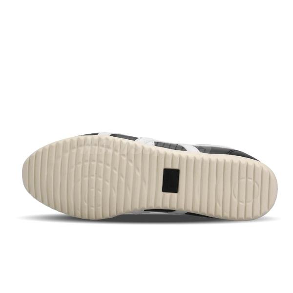 Asics 休閒鞋 Tai-Chi-Reb 鬼塚虎 黑 白 經典款 男鞋 女鞋 【PUMP306】 1183A399001