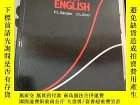 二手書博民逛書店原版16開英文書:MANAGE罕見WITH ENGLISHY19075 不祥 出版2010