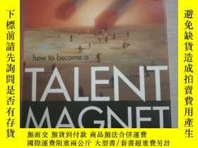二手書博民逛書店TALENT罕見MAGNET18060 英文 出版2002