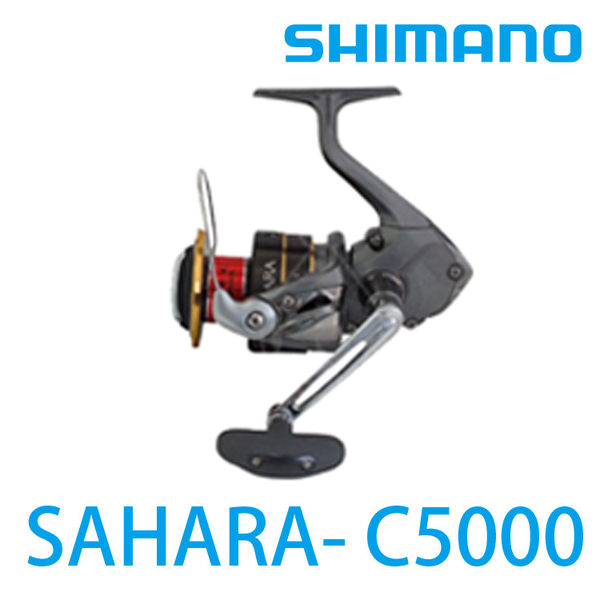 漁拓釣具 SHIMANO SAHARA C5000 (捲線器)