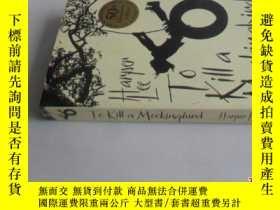 二手書博民逛書店英文原版罕見To Kill a Mockingbird, 50th Anniversary EditionY7