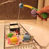 皇室玩具釣釣樂釣魚玩具嬰幼兒童寶寶洗澡沐浴戲水套裝益智玩具igo 范思蓮恩