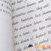 手寫意大利斜體英語字帖中英文臨摹行楷字體漂亮練字【淘嘟嘟】