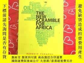 二手書博民逛書店THE罕見NEW SCRAMBLE FOR AFRICA【看圖】