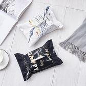 面紙盒北歐風格家居臥室裝飾品紙巾盒擺件客廳創意ins面紙布藝收納盒 愛麗絲精品