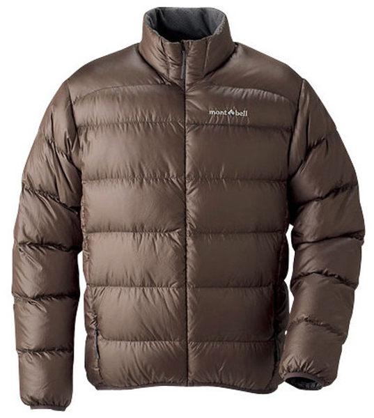 【XL零碼出清】日本 Mont-Bell 800FP 高保暖超輕鵝絨 羽絨外套/羽絨衣 男款 1101359 深褐