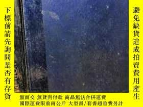 二手書博民逛書店1943年布面精裝版罕見有藏書票 圖書館藏書 有藏書袋 YELL