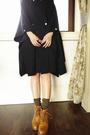 [韓風童品] 女士堆堆襪  成人襪子  少女造形堆堆襪子  可翻邊靴襪   女士素色襪子